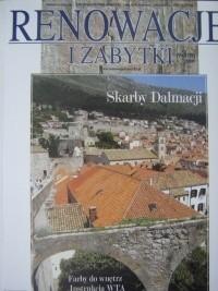 Okładka książki Renowacje i zabytki nr 3 (27) 2008