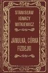 Okładka książki Janulka, córka Fizdejki