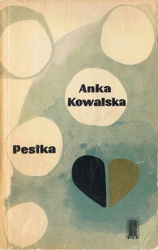 Okładka książki Pestka