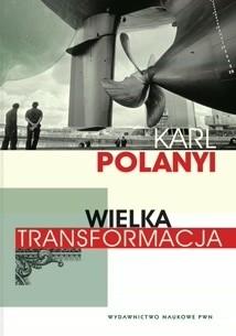 Okładka książki Wielka transformacja