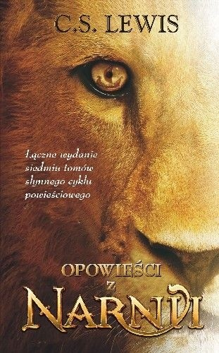 Okładka książki Opowieści z Narnii
