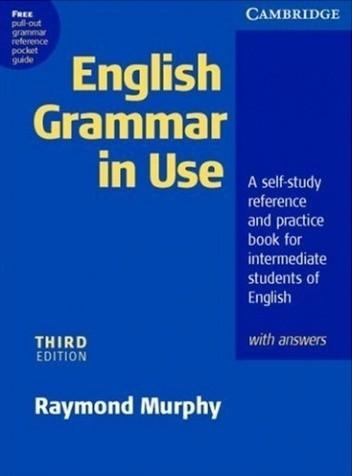 Okładka książki English Grammar in Use – Intermediate