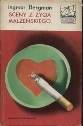 Okładka książki Sceny z życia małżeńskiego