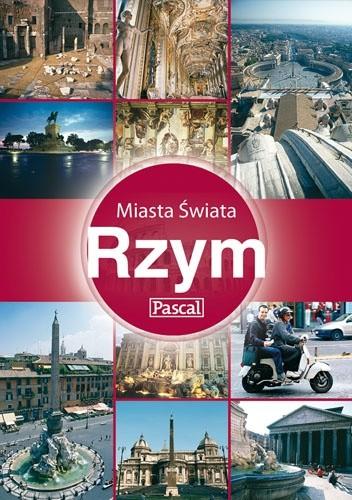Okładka książki Rzym - Miasta Świata