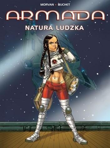 Okładka książki Armada - 08 - Natura ludzka