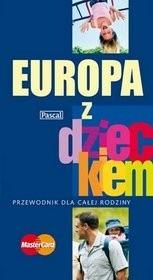Okładka książki Europa z dzieckiem