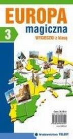 Okładka książki Europa magiczna