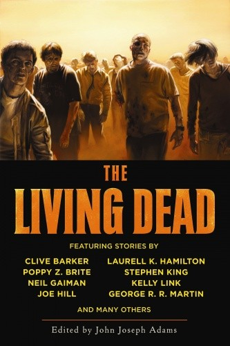 Okładka książki The Living Dead