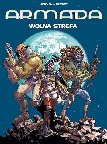 Okładka książki Armada - 12 - Wolna strefa