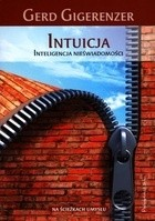 Okładka książki Intuicja.Inteligencja nieświadomości