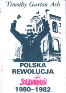 Okładka książki Polska rewolucja.