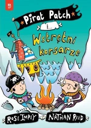 Okładka książki Pirat Patch i Wstrętni korsarze