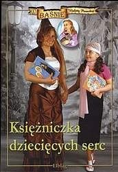 Okładka książki Księżniczka dziecięcych serc