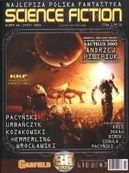 Okładka książki Science Fiction 2004 07 (40)