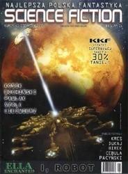Okładka książki Science Fiction 2004 08 (41)