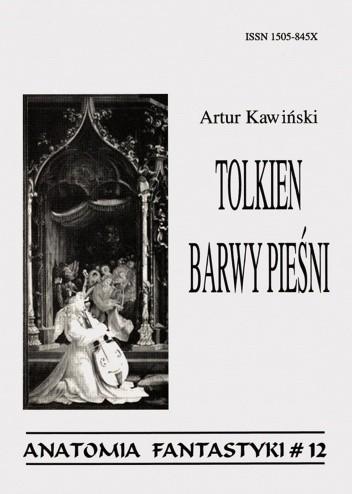 Okładka książki Tolkien: Barwy pieśni