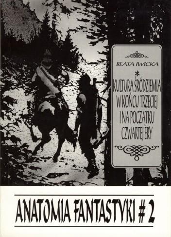 Okładka książki Kultura Śródziemia w końcu Trzeciej i na początku Czwartej Ery