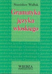 Okładka książki Gramatyka języka włoskiego