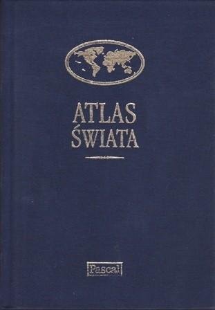 Okładka książki Atlas Świata