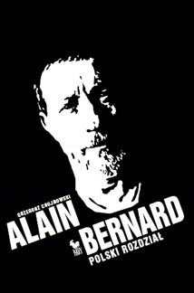 Okładka książki Alain Bernard