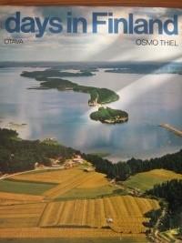 Okładka książki Days in Finland