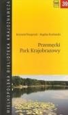 Okładka książki Przemęcki Park Krajobrazowy
