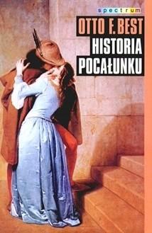 Okładka książki Historia pocałunku