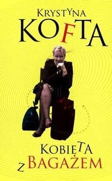 Okładka książki Kobieta z bagażem