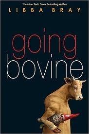 Okładka książki Going Bovine