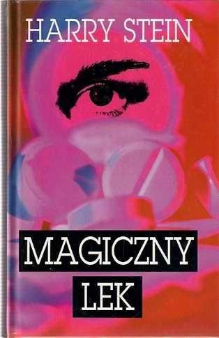 Okładka książki Magiczny lek