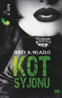 Okładka książki Kot Syjonu