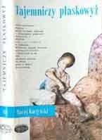 Okładka książki Tajemniczy płaskowyż