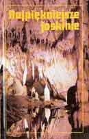 Okładka książki Najpiękniejsze jaskinie