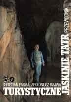 Okładka książki Turystyczne jaskinie Tatr