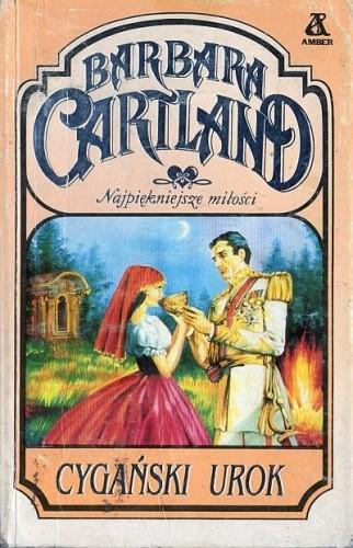 Okładka książki Cygański urok