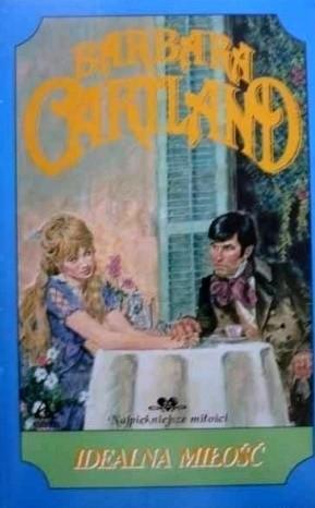 Okładka książki Idealna miłość