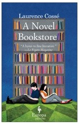Okładka książki A Novel Bookstore
