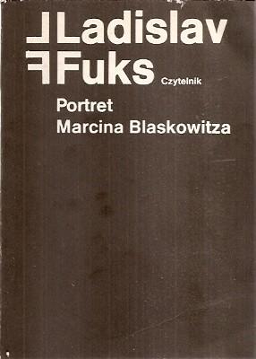Okładka książki Portret Marcina Blaskowitza