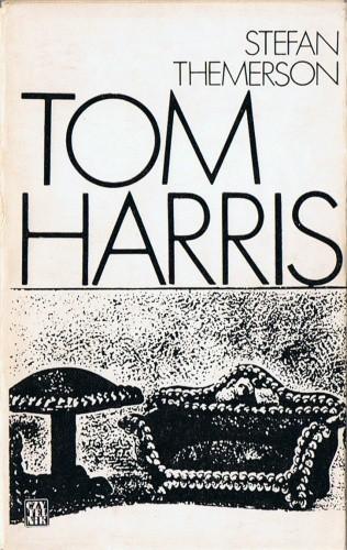 Okładka książki Tom Harris