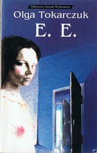 Okładka książki E. E.