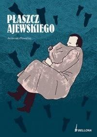 Okładka książki Płaszcz Ajewskiego