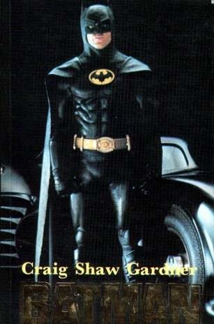 Okładka książki Batman