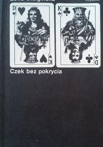 Okładka książki Czek bez pokrycia