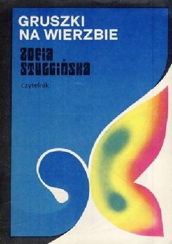Okładka książki Gruszki na wierzbie