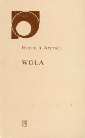 Okładka książki Wola