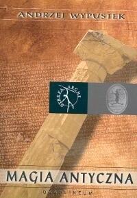 Okładka książki Magia antyczna