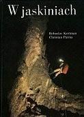 Okładka książki W jaskiniach