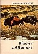 Okładka książki Bizony z Altamiry