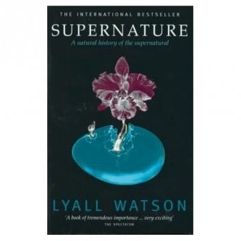 Okładka książki Supernature