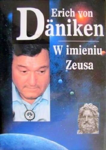 Okładka książki W imieniu Zeusa